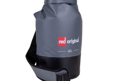 10 L Roll Top Dry Bag - Charcoal Grey