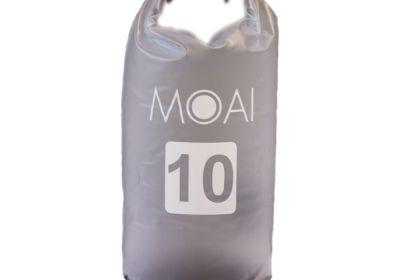 MOAI dry bag 10L grey
