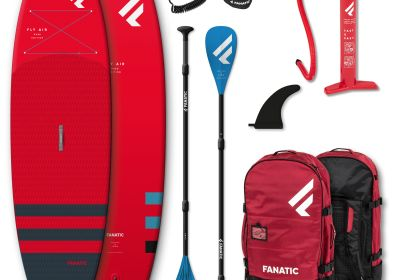 Package Fly Air/Pure (red) 9.8