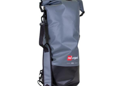 60 L Roll Top Dry Bag - Charcoal Grey
