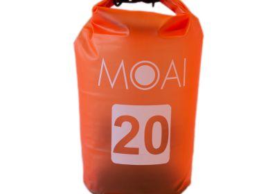 MOAI dry bag 20L orange