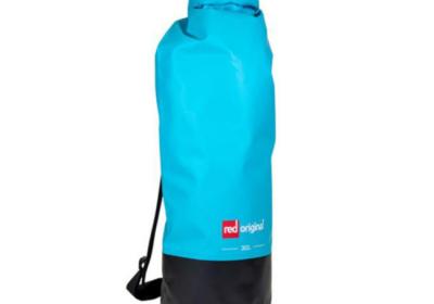30 L Roll Top Dry Bag - Aqua Blue